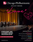 Chicago Philharmonic 2016-2017 Fall