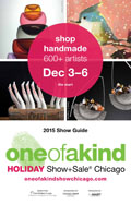 One of a Kind Show & Sale Chicago Guide 2015