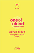 One of a Kind Show & Sale Chicago Guide 2016 Spring