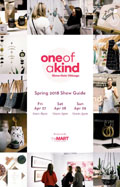 One of a Kind Show & Sale Chicago Guide 2018 Spring