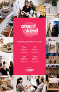 One of a Kind Show & Sale Chicago Guide 2018 Holiday