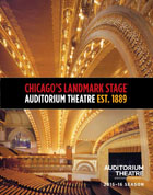 Auditorium Theatre 2015-2016