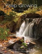 Chicago Botanic Garden Member Magazine - 2012 Fall Issue