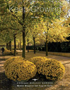 Chicago Botanic Garden Member Magazine - 2018 Fall Issue