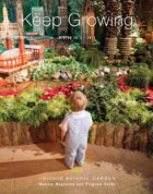 Chicago Botanic Garden Member Magazine - 2012 Winter Issue