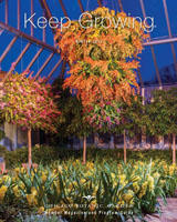 Chicago Botanic Garden Member Magazine   2014 Winter Issue