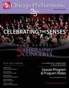 Chicago Philharmonic 2014-2015 Fall