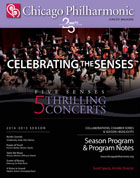 Chicago Philharmonic 2014-2015 Spring