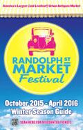 Randolph Street Market 2015 Fall