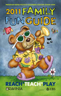 Ravinia Family Fun Guide 2011