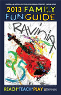 Ravinia Family Fun Guide 2013