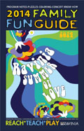 Ravinia Family Fun Guide 2014