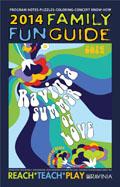 Ravinia Family Fun Guide 2014