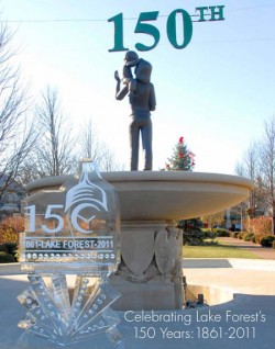 Lake Forest 150th Anniversary Book
