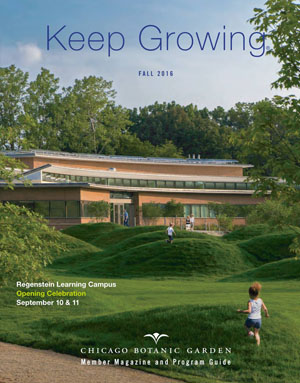 Chicago Botanic Garden Member 39 S Magazine Performance Media