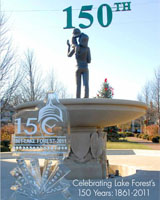 Lake Forest 150th Anniversary